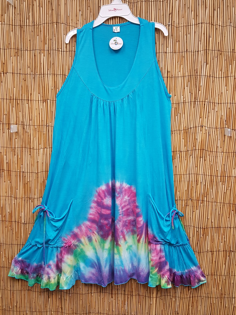 Island Planet Tropical Clothing Dresses Rayon Jersey Dresses